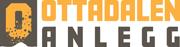 Ottadalen Anlegg AS, liten logo